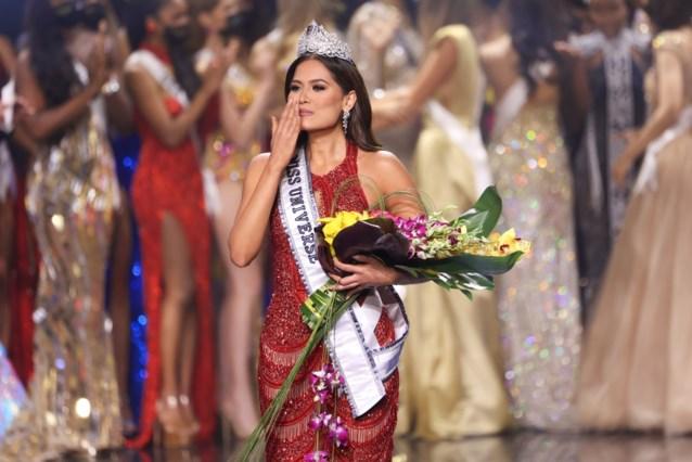 Nieuwe Miss Universe verkozen