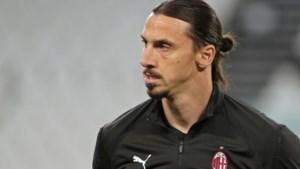 Geen Zlatan Ibrahimovic op EK voetbal, Zweedse spits haakt af met knieblessure