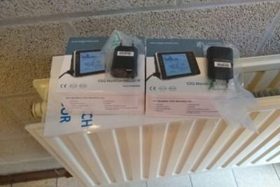 CO2-meters voor alle Zemstse scholen