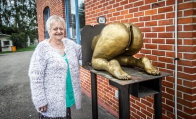 Het verhaal achter de meest gênante brievenbus van Vlaanderen, met dank aan een poetsende schoonzus