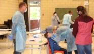 """Meer dan 300 leerlingen en personeel van De Wissel Opitter getest: """"Twee per minuut"""""""