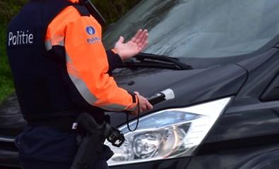 Drie voertuigen in beslag genomen tijdens Hemelvaartweekend