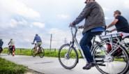 Elektrische fiets gestolen uit tuin