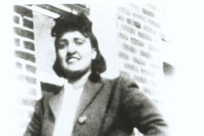 Ze is al 70 jaar dood, maar toch helpt deze vrouw ons corona verslaan