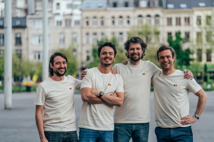 Antwerpse ondernemers maken T-shirts voor EK