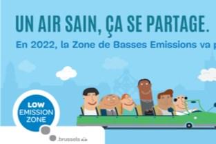 Leefmilieu Brussel lanceert campagne voor gezonde lucht