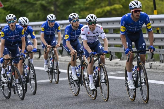Grindwegen en reuzendoders van cols: de vier wolfijzers en schietgeweren voor Remco Evenepoel in het tweede deel van de Giro