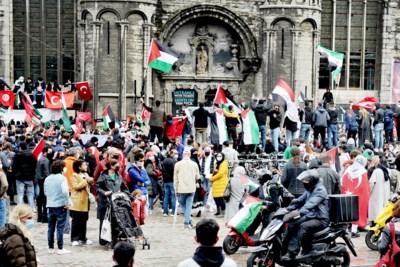 """""""Dit was de beste aanpak"""": waarom manifestatie met duizend mensen mocht doorgaan in Gent"""