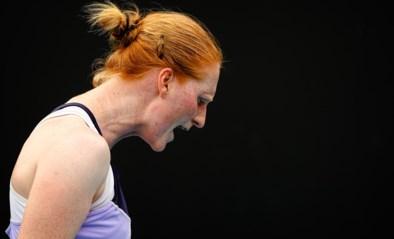 Alison Van Uytvanck moet meteen koffers pakken op WTA-toernooi in Belgrado