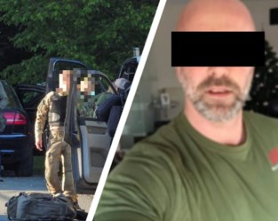 """Klopjacht op zwaarbewapende militair: """"Auto van voortvluchtige is teruggevonden"""""""