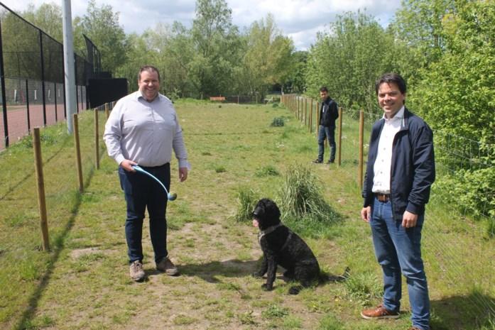 Vierde hondenweide in Sint-Niklaas op tijdelijke locatie