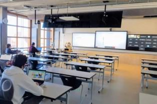 Thomas More Mechelen investeert in twee hypermoderne hybride klaslokalen
