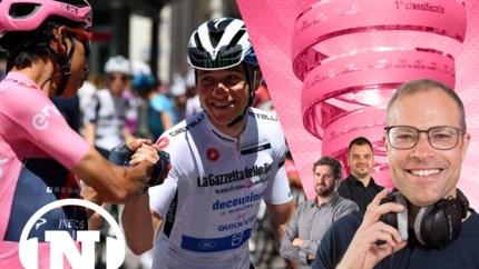 """PODCAST. Giro Espresso: """"Bernal is géén slechte tijdrijder, dus Remco moet aanvallen"""""""