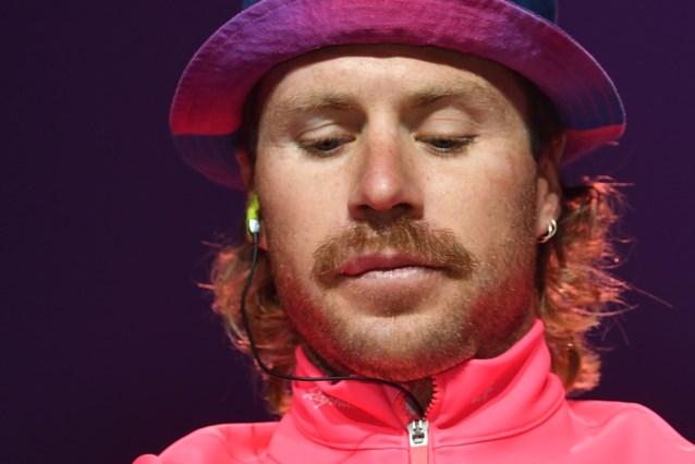 Mitchell Docker (34) stopt met koersen na Parijs-Roubaix