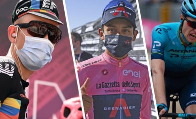 We zijn halverwege de Giro: hoe staan de tegenstanders van Evenepoel ervoor?