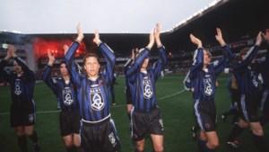 """Kampioen nog voor de aftrap, Club Brugge was het al eens in 1998: """"Maar op Anderlecht wil je sowieso winnen"""""""
