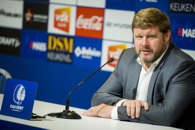 """Hein Vanhaezebrouck is op zijn hoede voor Standard: """"Ze hebben heel wat jongens die uit het niets kunnen scoren"""""""