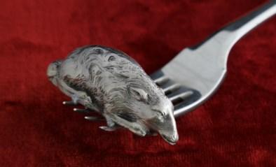 Gentse kunstenaar Kris Martin maakt zilveren juweel van Lam Gods