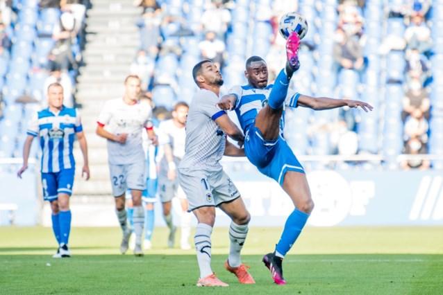 KRC Genk dicht bij transfer Spaanse verdediger Mujaid Sadick