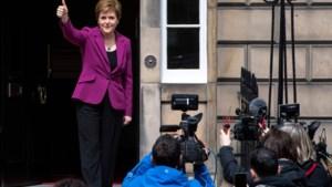 Schotse premier Nicola Sturgeon herverkozen