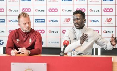 """Standard trekt zwaar gehavend naar AA Gent, negen spelers al zeker out: """"Ik heb een hele lijst mee anders kan ik het niet onthouden"""""""