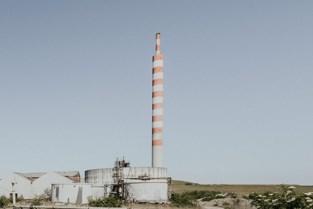150 meter hoge toren in Gentse haven gaat na meer dan een eeuw tegen de vlakte