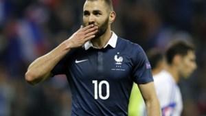 """Benzema krijgt vergiffenis na sekstape-affaire en racisme-incident: Franse bondscoach zet """"persoonlijke gevoelens"""" opzij in ruil voor goals"""