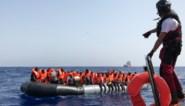 Ruim 50 vermisten bij het vergaan van boot uit Libië