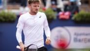 David Goffin ontmoet in tweede ronde ATP-toernooi Lyon haalbare Sloveen Aljaz Bedene