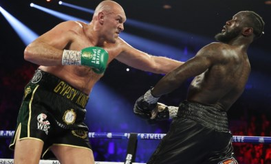Tyson Fury moet van Amerikaanse boksjury opnieuw vechten tegen Deontay Wilder