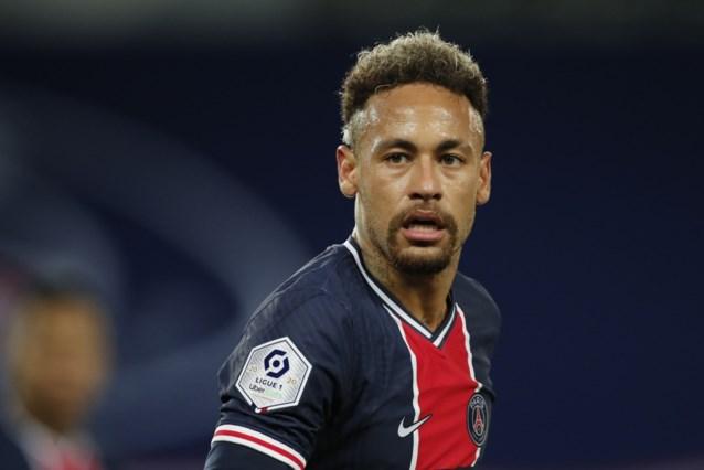 Neymar krijgt ongewenst bezoek over de vloer in zijn Franse villa, maar 'dief' was daar niet om in te breken