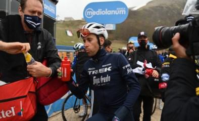 """Vincenzo Nibali: """"Ik wist dat deze Giro altijd moeilijk voor me zou worden"""""""