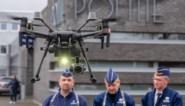 Politie zet drone in bij zoekactie naar naakte man, maar kan hem niet meer aantreffen