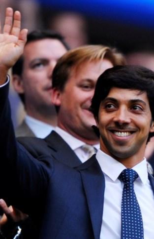 Ongezien: City-eigenaar Sjeik Mansour betaalt reis van fans naar Champions League-finale