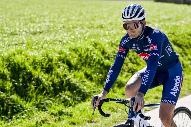"""'Frisse' Gianni Vermeersch hoopt tijdens eerste Giro op glansrol in 'Strade Bianche-rit': """"Ik droom daar al weken van"""""""