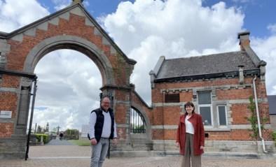 """Leeuw laat wachthuisjes op kerkhoven herstellen: """"Ze behoren tot ons erfgoed"""""""