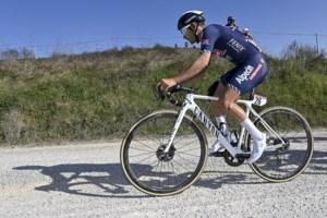 """Gianni Vermeersch heeft zin in zijn rondedebuut: """"Ik heb de gravelrit in Montalcino aangekruist"""""""