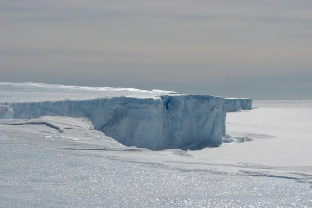 Grootste ijsberg ter wereld afgebroken van Zuidpool