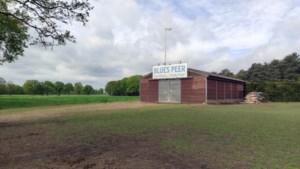 Tijdelijk parktheater voor coronaveilige evenementen in Peer