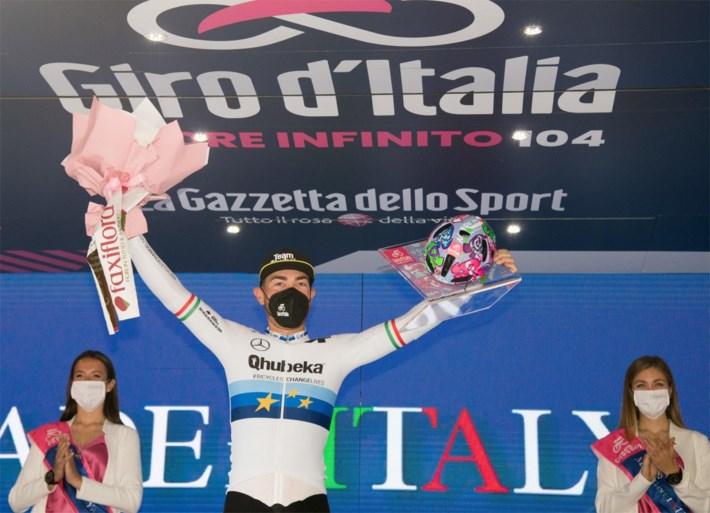 """De elf tweede plaatsen van Giacomo Nizzolo op een rij: """"Mikken op plaats twee was misschien de truc"""""""