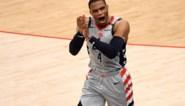 Washington bereikt play-offs NBA na winst tegen Indiana