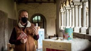 Hedendaagse kunstenaars stellen tentoon in Teseum