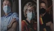 Waarnemend burgemeester laat posters Veerle Heeren weghalen uit vaccinatiecentrum Sint-Truiden