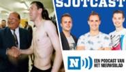 """SJOTCAST. Kampioenenspecial met Franky Van der Elst: """"Die andere taal van Verhaeghe en Clement over diens nieuw contract: dat vond ik veelzeggend"""""""