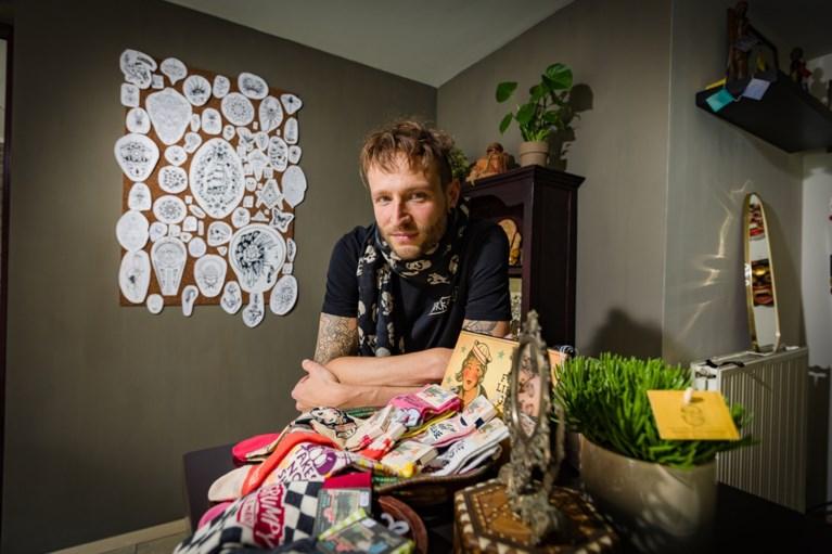 Artis Tato pulang dengan bisnisnya sendiri di Heist Center