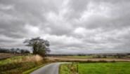 Opnieuw winderige en bewolkte dag