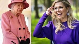 ROYALS. Koningin Máxima prachtig in paars, nieuwe tegenslag voor de Queen