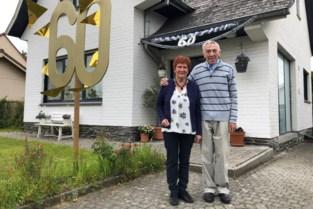 """Willy (84) en Jeanine (84) vieren hun diamanten bruiloft: """"Het was liefde op het eerste gezicht"""""""