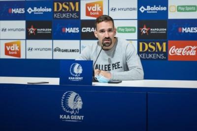 """Sven Kums wil na turbulent seizoen nog iets rechtzetten met AA Gent: """"Allee pee, dat heb ik vaak gezegd"""""""