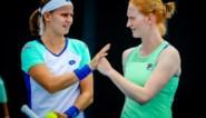 Minnen en Van Uytvanck zijn maat te klein voor Servisch duo in finale van WTA-tornooi Belgrado